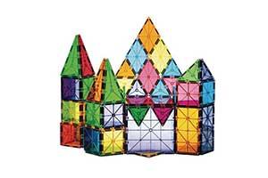 magna tiles bloques para construir magnéticos